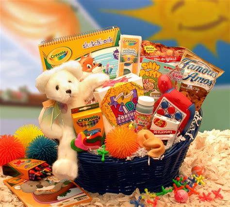 gift baskets for kids children s activity gift baskets