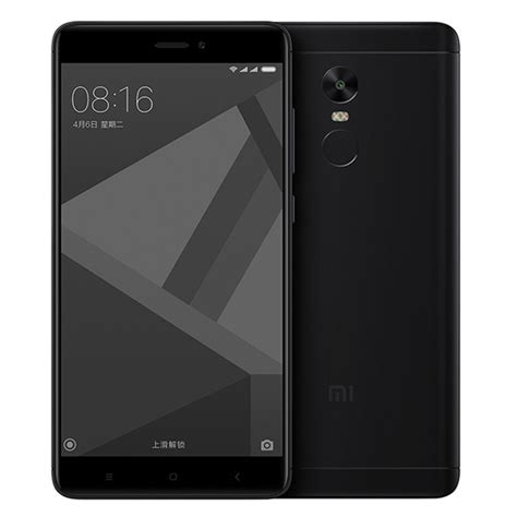 Xiaomi Redmi Note 4x 3 32gb xiaomi redmi note 4x 3 32gb 4g lte dual sim android 6 0