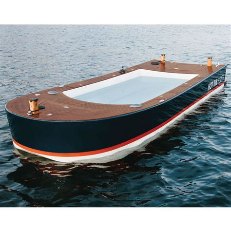 Bathtub Boats by The Tub Boat Hammacher Schlemmer