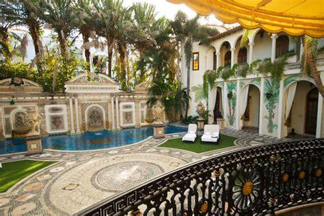 inside gianni versace s home