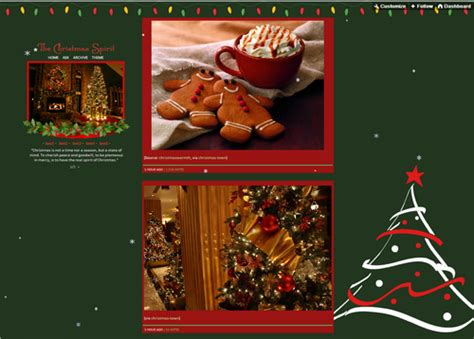 christmas themes tumblr free themes by eris 10 christmas themes