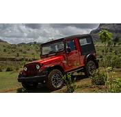 Mahindra Thar Images Interior &amp Exterior Photos Of