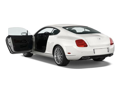 bentley door image 2009 bentley continental gt 2 door coupe speed open