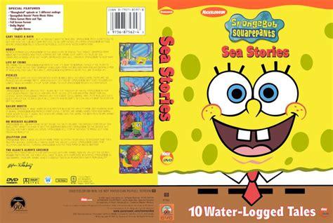 Square Kitchen Cabinet Knobs by Spongebob Squarepants Sea Stories Vhs Image Mag