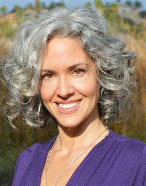 hairstyles for thick grey wavy hair 15 hairstyles for short grey hair short hairstyles 2016