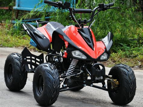Quads Background Check Interrogator 125cc Bike 4 Stroke Electric Start With Free Delivery Rc