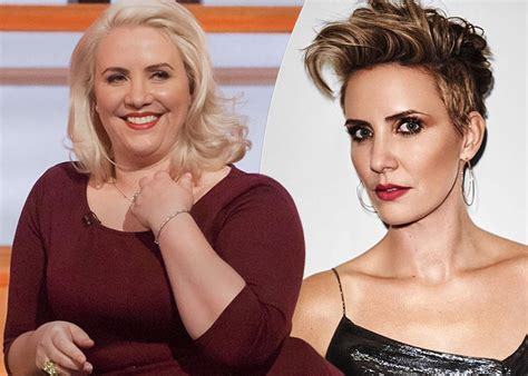 steps singer claire richards shows amazing new figure claire richards from steps shows off a much trimmer figure