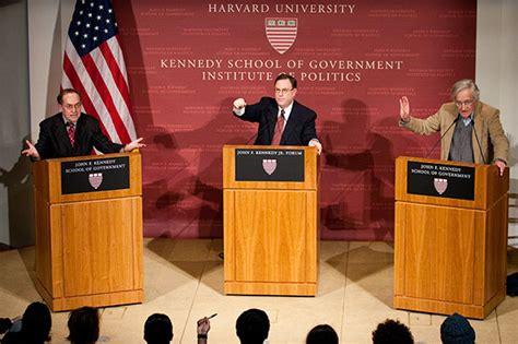 Clashing Views Of Political Reality Chomsky Versus Dershowitz