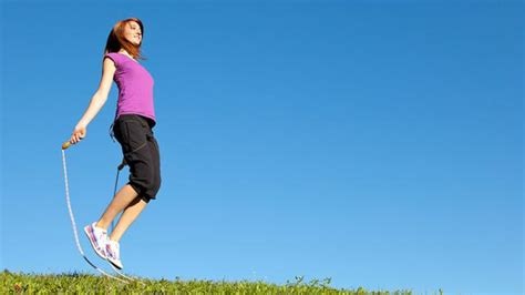 Lompat Tali lompat tali cara menyenangkan dapatkan kaki kencang nan