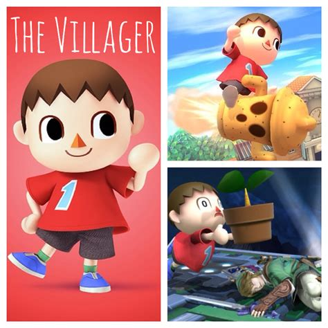 Animal Crossing Villager Meme - the geeky my thoughts on ssb4 new challengers