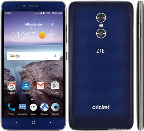 zte grand x max 2 pictures official photos