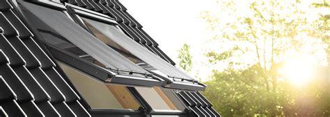 hitzeschutz markise velux velux hitzeschutz markise f 252 r dachfenster effektiv