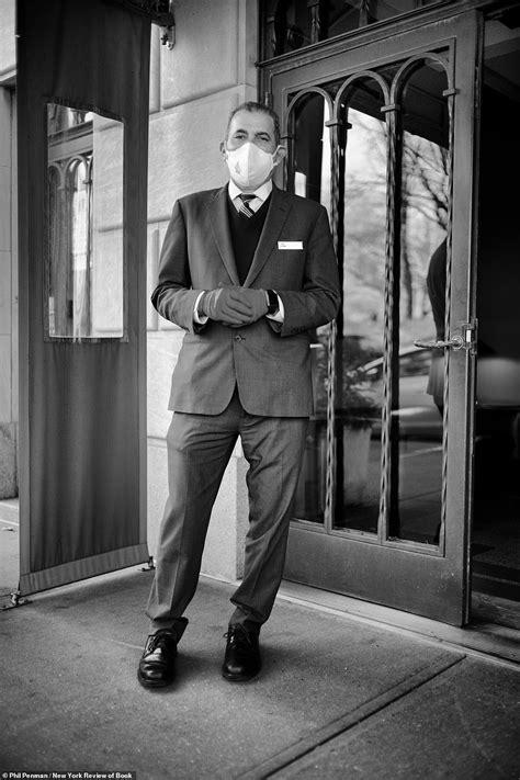 Spooky photos by NYC photographer during coronavirus