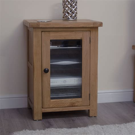 original rustic solid oak furniture hi fi cabinet hi fi
