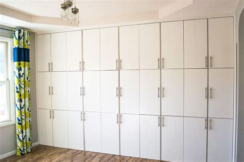 White Kitchen Cabinet Door 21 Best Ikea Ivar Storage Hacks