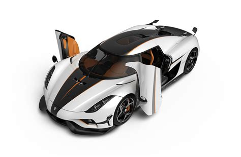 tron koenigsegg koenigsegg regera gets ghost high downforce package