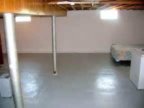 basement floor paint ideas