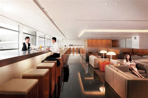 The Cabin Lounge Hong Kong Airport by Top Luxury Airport Lounges Luxury Mena
