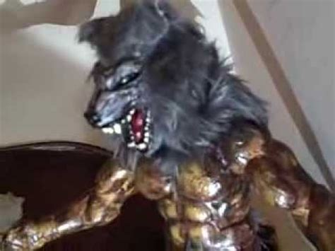 dog soldiers 2002 werewolves rock 12inch werewolf dog soldiers 2002 custom figure youtube