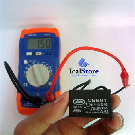 Timah 1 Meter Kode Fd10643 alat ukur kapasitor digital capasitor meter a6013l ical store ical store