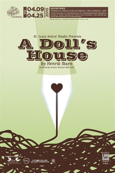 author of a dolls house a doll s house
