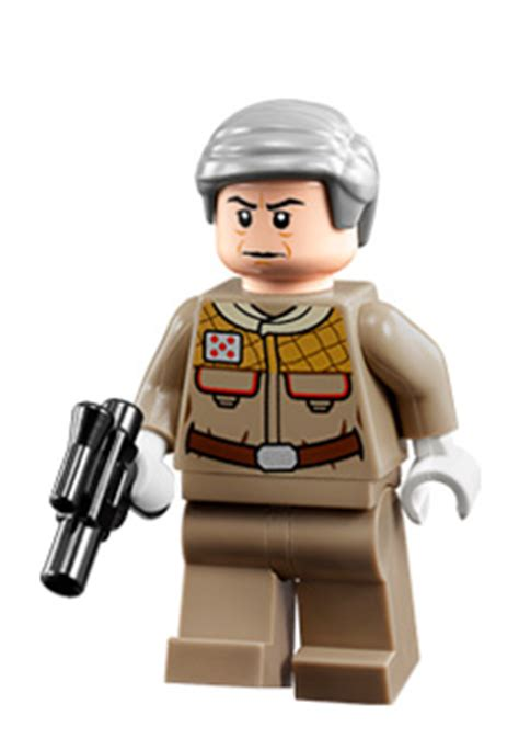 Lego Minifigure General Rieekan general rieekan brickipedia fandom powered by wikia