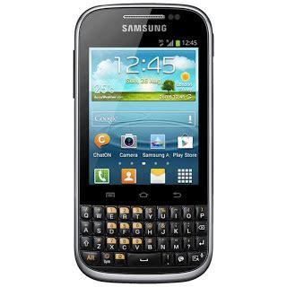 Harga Dan Spesifikasi Samsung harga dan spesifikasi samsung galaxy chat b5330 4gb