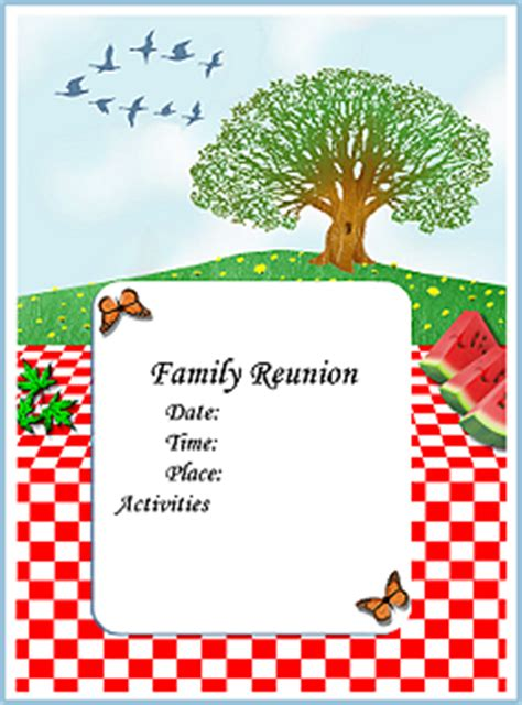 family reunion planning guides apps and books how to make