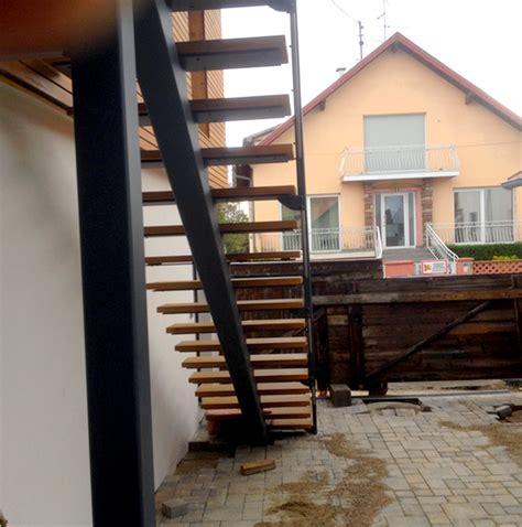 escalier ext 233 rieur marches en ch 234 ne metal concept escalier ferronnerie d alsace