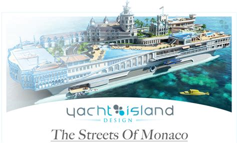 streets of monaco yacht superyacht built to resemble the streets of monaco buro 24 7