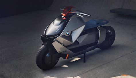 Motorrad Bmw Elektro by Bmw Zeigt Elektro Motorrad Concept Link Bilder