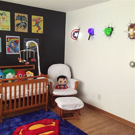 marvel heroes bedroom ideas baby nursery superheroes avengers marvel superman baby boy