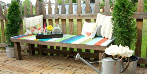 decoracion con palets de madera 5 ideas para decorar con palets de madera