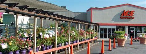 garden center rome ace hardware