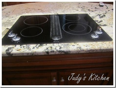 replace jenn air downdraft cooktop judy s kitchen something new cooking with gas
