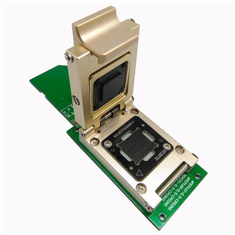 Plat Emmc Bga 5 In 1 aliexpress buy pogo pin emmc 12x16 sd adapter for bga 153 bga 169 dead mobile phone data