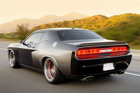 badass challenger first drive classic design concepts group 2 widebody