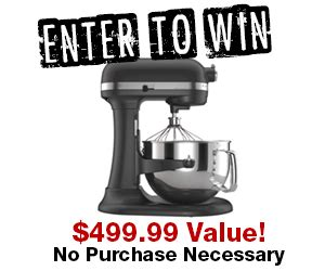 enter the mix up your kitchen sweepstakes mix up your kitchen sweepstakes life with kathy