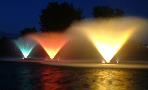 pond fountain with lights fountain lights kascomaritiem eu