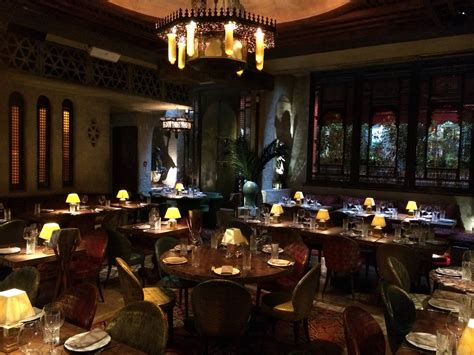 Black Dining Room Table Set momo moroccan magic in mayfair bookatable blog