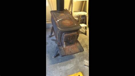 installing a wood burning stove in garage in maine
