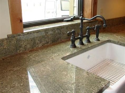 Seafoam Green Granite Countertops by Seafoam Green Granite Kitchen Ideas