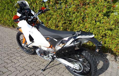 Ktm 690 Enduro R Tieferlegen by Umgebautes Motorrad Ktm 690 Enduro R Von Br 228 Uer