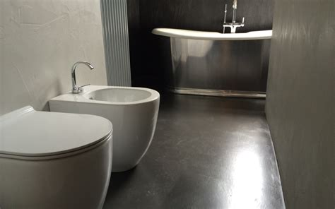 pavimento in resina bagno arredo bagno in resina e arredamento topresine