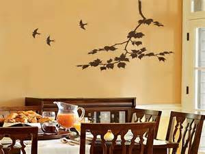 Description for dining room wall painting ideas