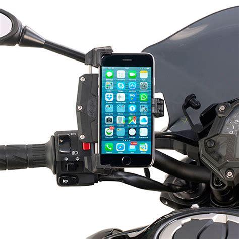 soporte movil givi  moto scooter quad bici nilmoto