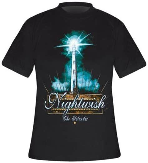Nightwish Tshirt 02 t shirt nightwish the islander t shirts rock a gogo