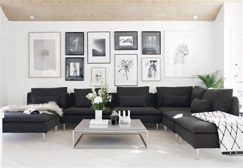 Frame Foto Home Warna Putih Dengan 3 Op Frame desain interior minimalis berkonsep monokrom hitam putih