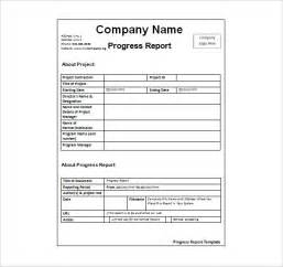 business report template doc 680890 business report templates 8 business report