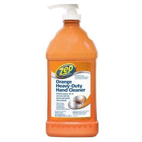 zep 48 oz orange heavy duty cleaner zu099148 the